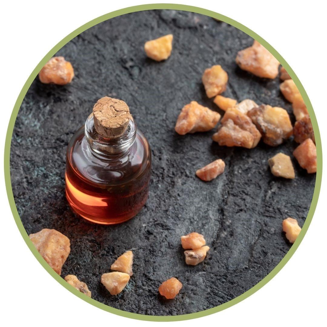 Benzoe Siam extrakt BIO 10 ml