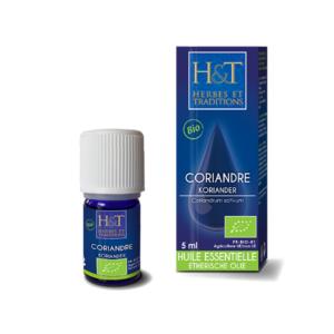 Koriandr (listy) BIO 5 ml