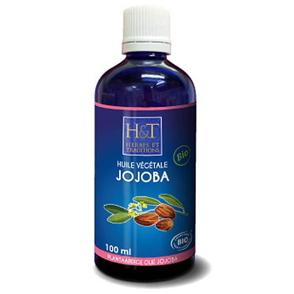 Jojobový olej lisovaný ze semen BIO 50/100 ml