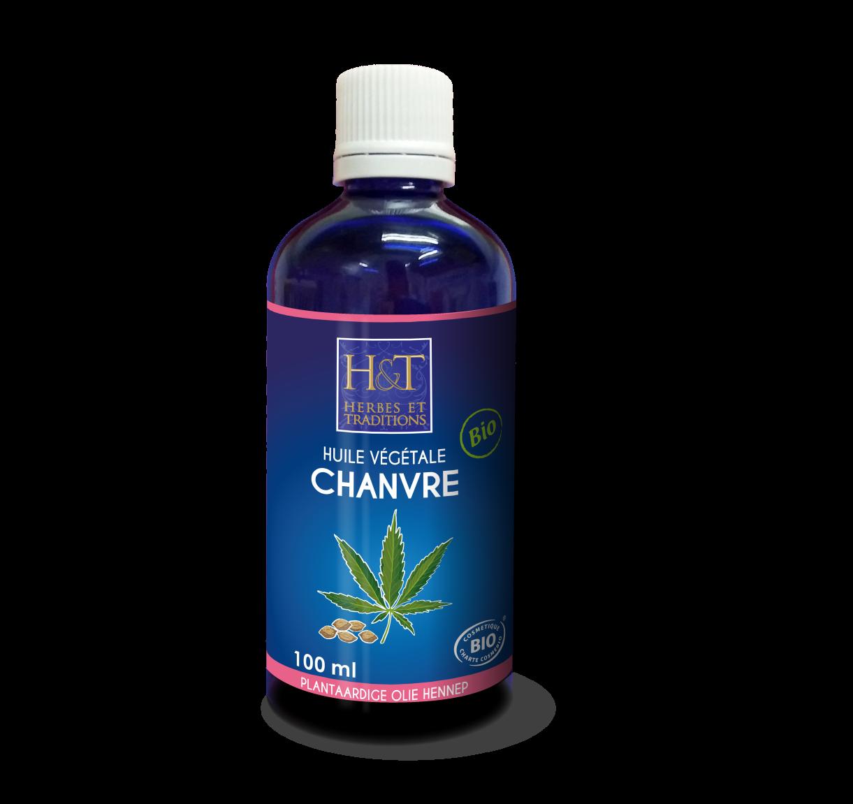 Konopný olej lisovaný ze semen BIO 50/100 ml