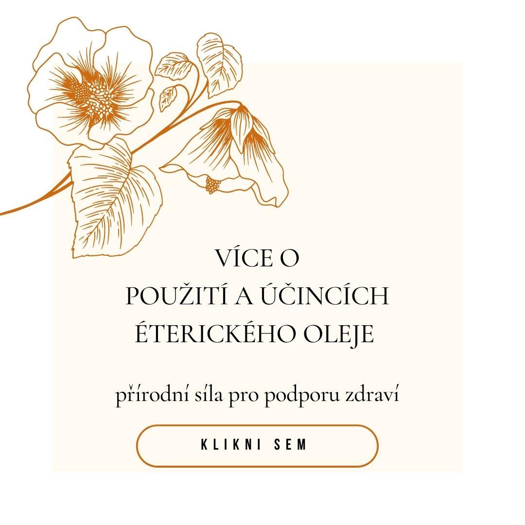 Amyris balsamifera éterický (esenciální) olej POUŽITÍ A ÚČINKY