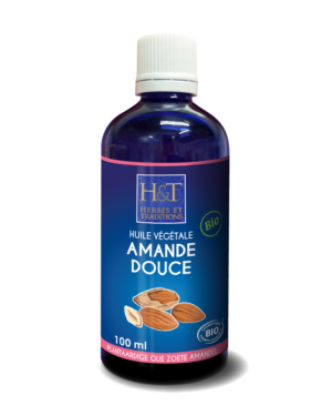 Mandlový olej 100ml BIO