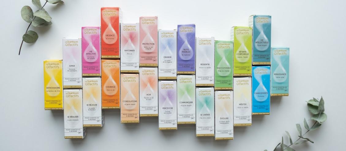Aromaterapie a čichová terapie - jedinečné synergie éterických olejů pro každodenní situace i seberozvoj. Nechte se vést čichem...